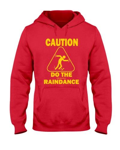 Mike Bone Rain Dance Caution hoodie