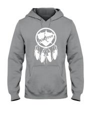 Mike Bone's Native Baller Hooded Sweatshirt front