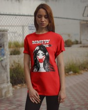 MMIW a Mike Bone Design Classic T-Shirt apparel-classic-tshirt-lifestyle-18
