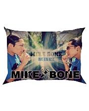 Mike Bone Pillowcase Rectangular Pillowcase back