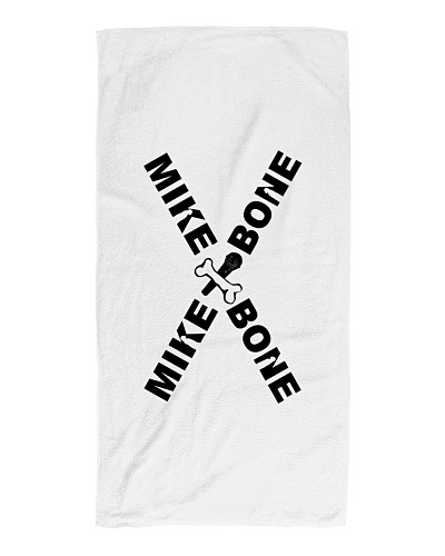 Mike Bone X towel