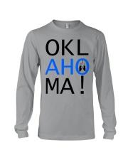 OKLahoMA tee by Mike Bone Long Sleeve Tee thumbnail