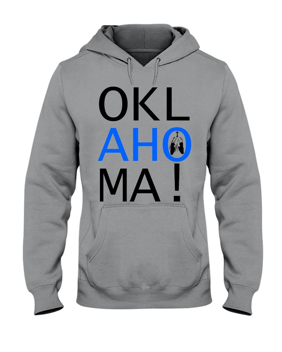 Mike Bone OKLAHOMA hoodie Hooded Sweatshirt