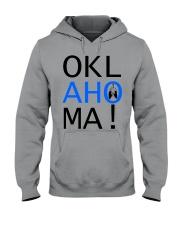 Mike Bone OKLAHOMA hoodie Hooded Sweatshirt front