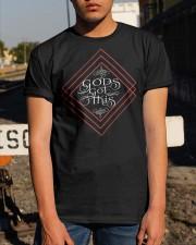 GODs Got This by Mike Bone Classic T-Shirt apparel-classic-tshirt-lifestyle-29