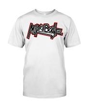 Mike Bone Graffiti Classic T-Shirt thumbnail