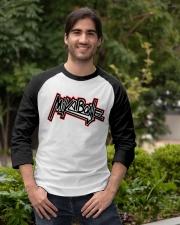 Mike Bone Graffiti Baseball Tee apparel-baseball-tee-lifestyle05