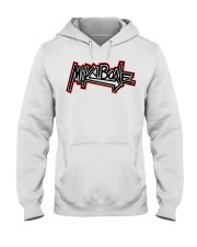 Mike Bone Graffiti Hooded Sweatshirt thumbnail