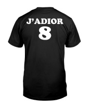 J'adior 8 Premium Fit Mens Tee back