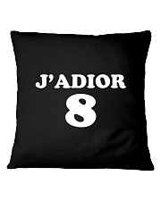 J'adior 8 Square Pillowcase thumbnail