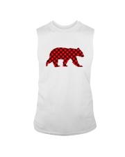 Red Flannel Bear - The Creative Mojo Sleeveless Tee thumbnail