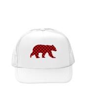 Red Flannel Bear - The Creative Mojo Trucker Hat thumbnail
