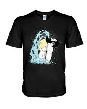 Beard Flip - The Randy V-Neck T-Shirt thumbnail