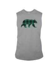 Green Flannel Bear Sleeveless Tee thumbnail