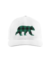 Green Flannel Bear Classic Hat thumbnail