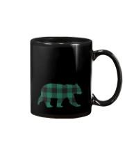Green Flannel Bear Mug thumbnail
