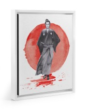 Yojimbo - Toshiro Mifune 11x14 White Floating Framed Canvas Prints thumbnail