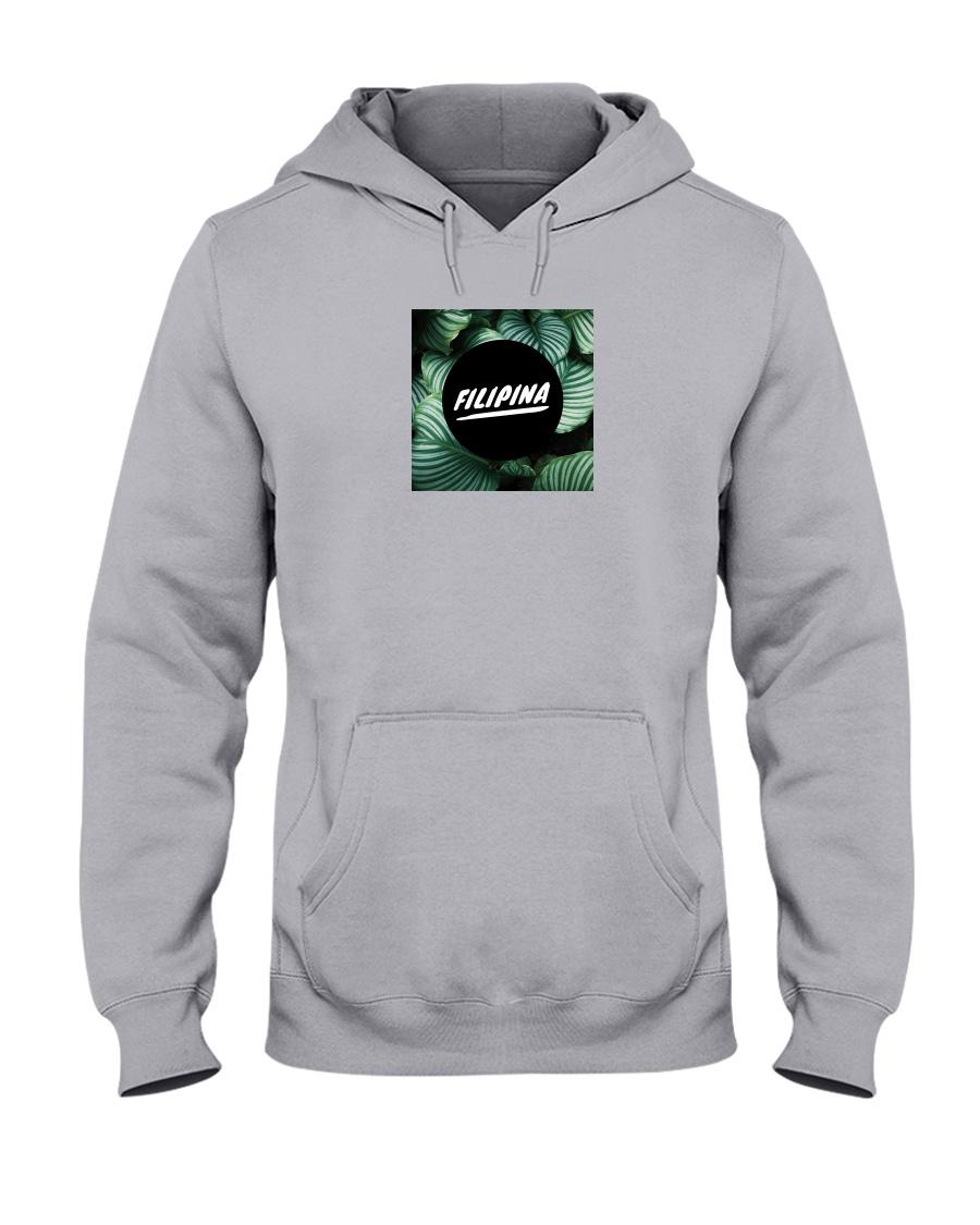 Filipina  Hooded Sweatshirt