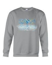 PEACE LOVE SMILE Crewneck Sweatshirt thumbnail