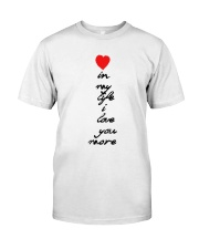 HP-D22021913-In My Life Classic T-Shirt front