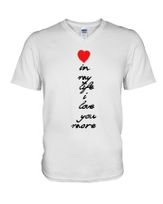 HP-D22021913-In My Life V-Neck T-Shirt thumbnail