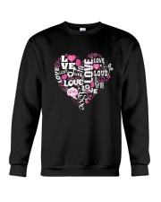 LOVE Crewneck Sweatshirt front