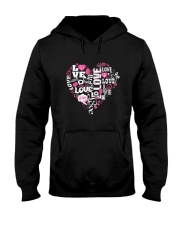 LOVE Hooded Sweatshirt thumbnail