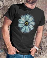 Flower Peace Classic T-Shirt lifestyle-mens-crewneck-front-4