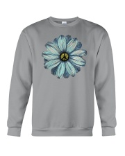 Flower Peace Crewneck Sweatshirt thumbnail