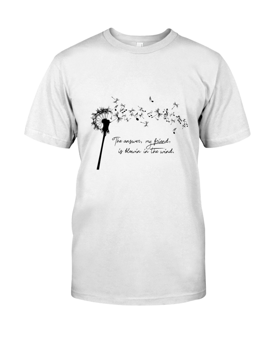 Blowin in the wind Classic T-Shirt