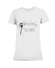 Blowin in the wind Premium Fit Ladies Tee thumbnail