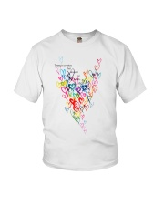 There Is A Voice Listen Love Youth T-Shirt thumbnail