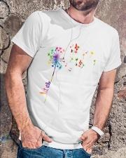 LET IT BE Classic T-Shirt lifestyle-mens-crewneck-front-4