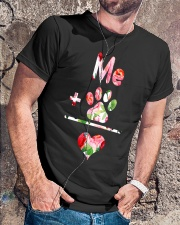 YOU AND ME Classic T-Shirt lifestyle-mens-crewneck-front-4