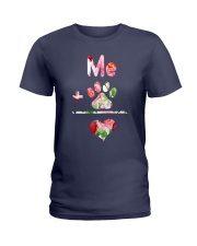 YOU AND ME Ladies T-Shirt thumbnail