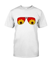 Glass Peace Classic T-Shirt front