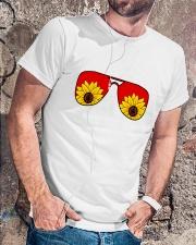 Glass Peace Classic T-Shirt lifestyle-mens-crewneck-front-4