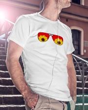 Glass Peace Classic T-Shirt lifestyle-mens-crewneck-front-5