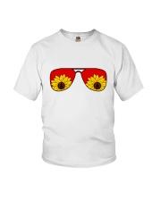Glass Peace Youth T-Shirt thumbnail