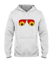 Glass Peace Hooded Sweatshirt thumbnail