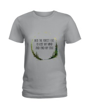 What A Wonderful World Ladies T-Shirt thumbnail