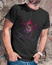 LET IT BEE Classic T-Shirt lifestyle-mens-crewneck-front-4