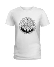 Mountains Are Calling Ladies T-Shirt thumbnail