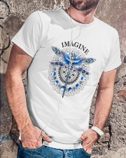 Imagine Classic T-Shirt lifestyle-mens-crewneck-front-4