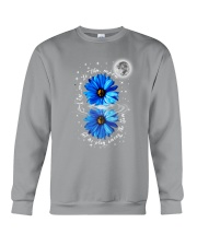 Fly Me To The Moon  Crewneck Sweatshirt thumbnail