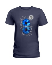 Fly Me To The Moon  Ladies T-Shirt thumbnail