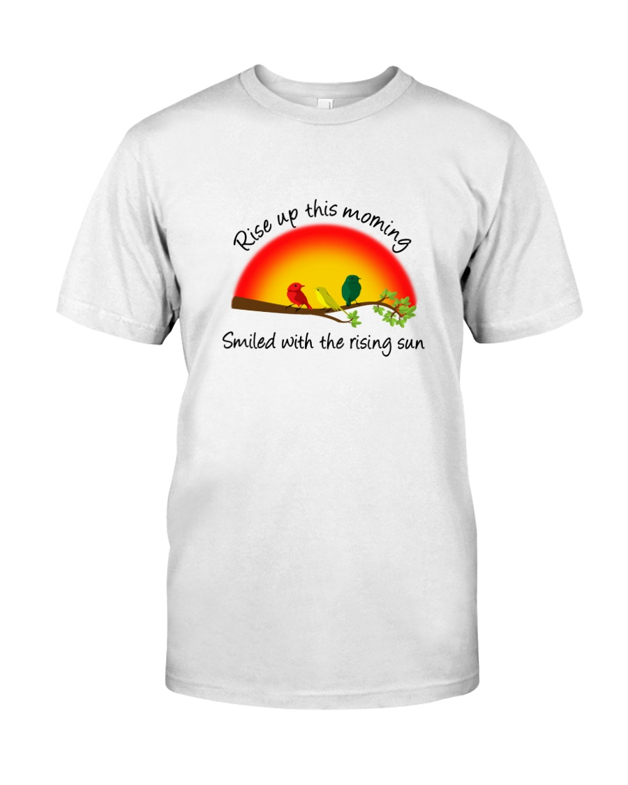 Rise Up This Morning Classic T-Shirt