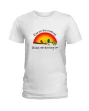 Rise Up This Morning Ladies T-Shirt thumbnail