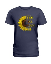 HEART SOUL BREATH OLD Ladies T-Shirt thumbnail
