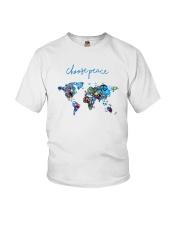 WORLD PEACE Youth T-Shirt thumbnail